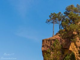 On the cliff by Bastos17