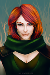 Dota 2 - Windranger by minuspower