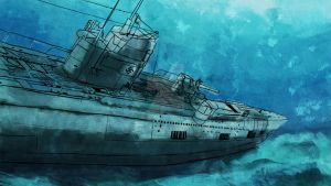 U-boat by Wenimation