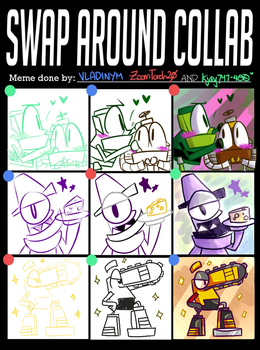 [COLLAB] Mxls - Swap Around Collab by ZoomTorch20
