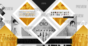 INFINITE Layout by R21Art