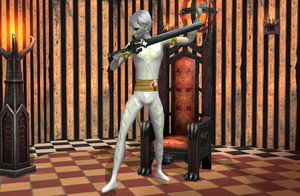 Lord Ghirahim Sims by Prince-Stephen
