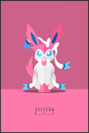 Sylveon : DCC by WEAPONIX