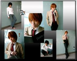 Death Note Cosplay by teamsugoi1