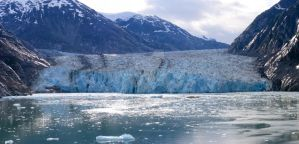 Glacier Panoramic II by GeologyNut