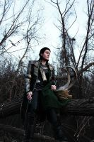 Loki Cosplay - A Moment to Breathe by LaneDevlin