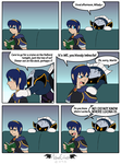 That Ain't Lucina by VibrantEchoes