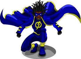 Static Shock by GundamBilbo97
