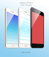 Wallpapers iPhone 6. by k-mocha