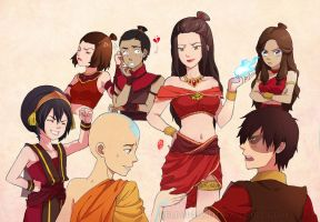 Listen Avatar... by kelly1412