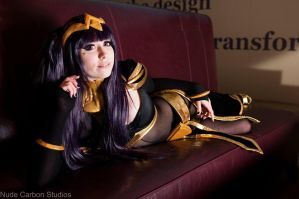 I'll just watch you while you sleep by BirdiCosplay