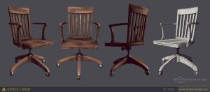 Office Chair by CCrumpler
