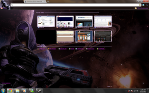 ME: Tali Theme by LeNimph