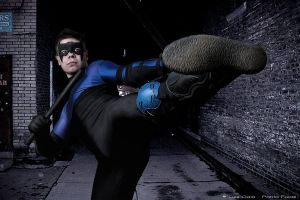 nightwing 2 by Tr3ster