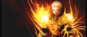 Gilgamesh, King of heroes. by VatoLaw