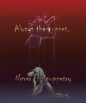 Never the puppetry by john67