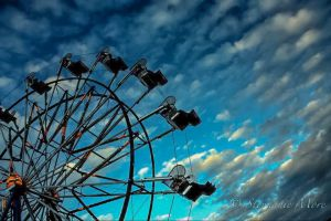 Ferris Wheel by StephCarmel