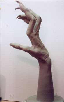 creature hands 6 by dreamfloatingby