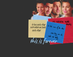 this is forever by sallyGREY