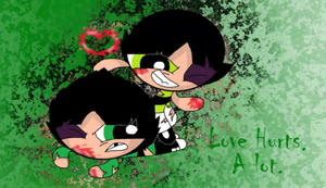 Love Hurts by pie11402