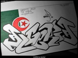 GRTW 021: ALGERIA by takethef