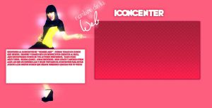 Premade: Iconcenter by CoolSabry