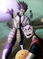 It's The Ginyu Force by The-Unj