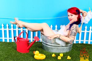 Rubber Duckie 2 by deannadeadly