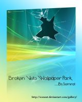 Broken Vista Wallpaper Pack by CypherVisor