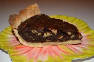 Chocolate Pecan Pie by Lily-Gangsta