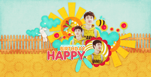 29140112. HAPPY BIRTHDAY DO D.O by LonaSNSD