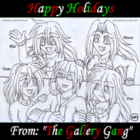 Happy Holidays 2015 by NeoVersion7
