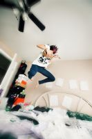 Leap of inspiration by kuniophoto