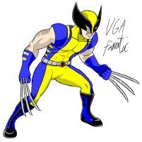 Wolverine by VGAfanatic