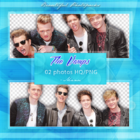 Photopack Png 001: The Vamps by Manuuselena