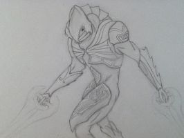 Halo Legends Arbiter by happyhaloperson