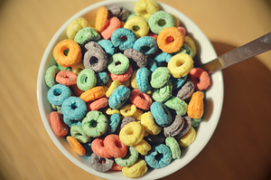 FRUIT LOOPS by SuperPersille