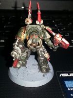Chaos Terminator - Finished by demoncloak89