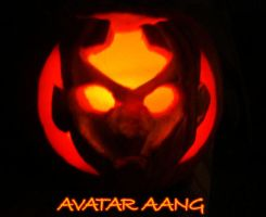 Avatar Aang by allaboutorlando