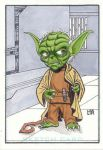Yoda by LakLim