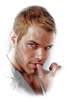Kellan Lutz by kenernest63a