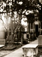 Cemetary by livdrummer