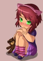 Some Annie fan art did! :3 by Hamzilla15