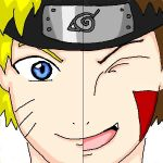 naruto and kiba... request by anime-lover05