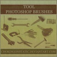 tool brushes by chokingonstatic
