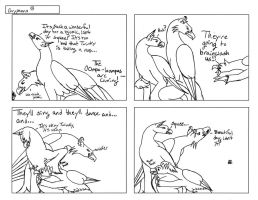 Gryphons Comic 6 by Oddstuffs