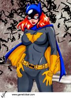 Batgirl 4 by Mythical-Mommy