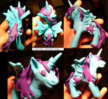 Clay Evelyn Pony by BlueEvelyn