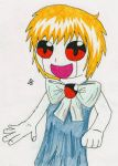Zatch Bell smilessss by Firen-the-hedgehog