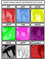 Color Meme by DeepestSilence